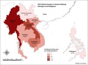 Malaria - Mekong