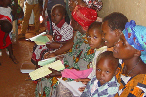 Malaria Test Tanzania